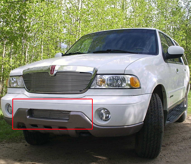 2001 Lincoln Continental For Sale: VioGi Fit 1998-2002 Lincoln Navigator Lower Bumper