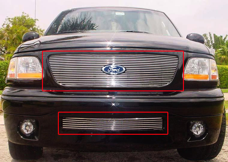 removing 2001 ford expedition honeycomb grill. Black Bedroom Furniture Sets. Home Design Ideas