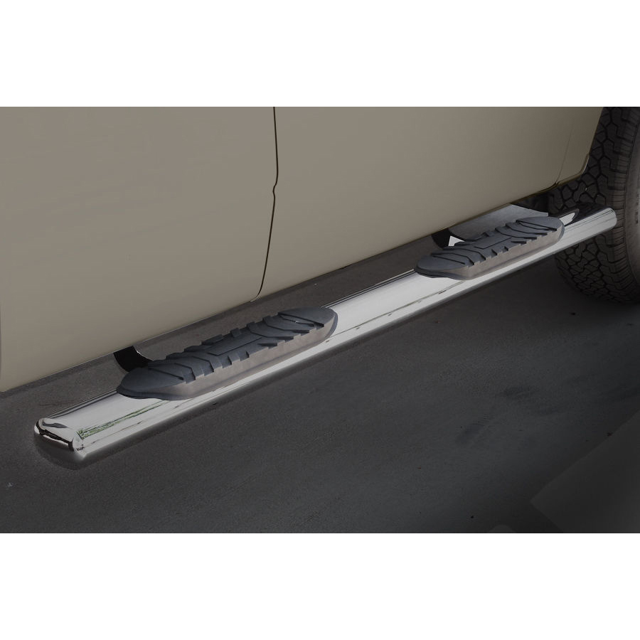 """6 Iboard Running Boards Nerf Bars Fit 06 08 Dodge Ram: FIT:04-08 FORD F150 06-08 LINCOLN MARK LT CREW CAB 6"""" S/S"""