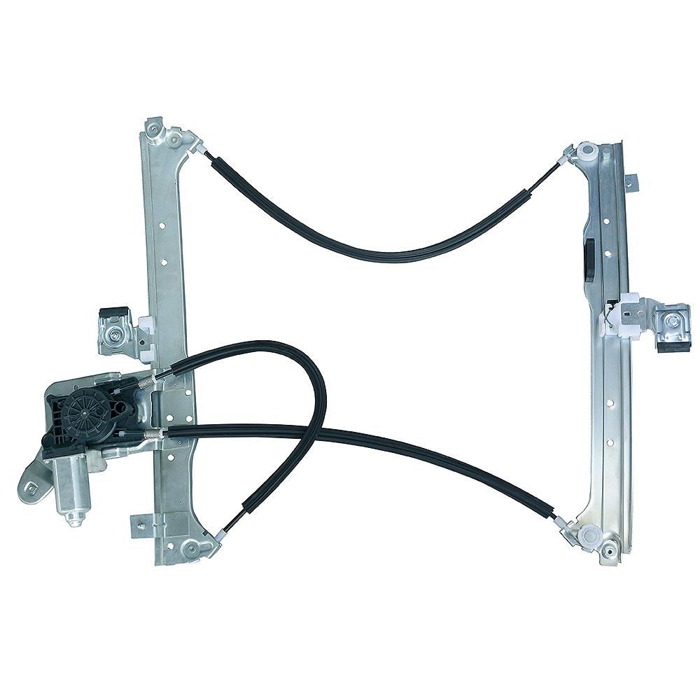 Window regulator right side rear w motor for chevy for 2002 silverado window regulator