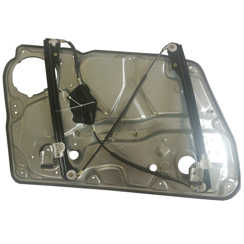 Window regulator power front driver side panel w o motor for 1999 vw passat window regulator
