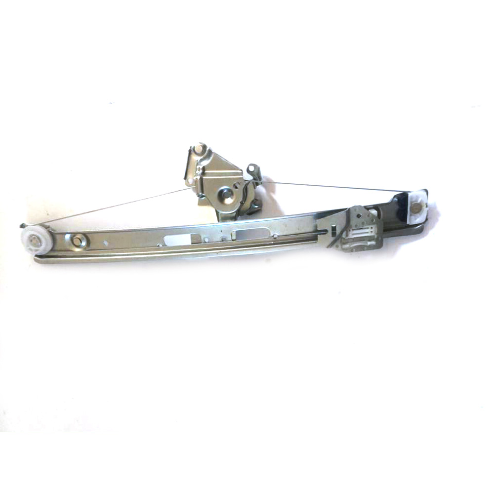 Rear passenger right side power window regulator w o motor for 1999 bmw 323i window regulator
