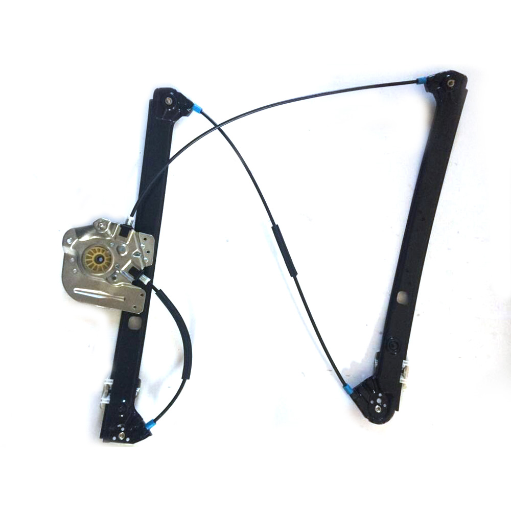 Window regulator power front driver left side w o motor for 2003 bmw x5 window regulator replacement