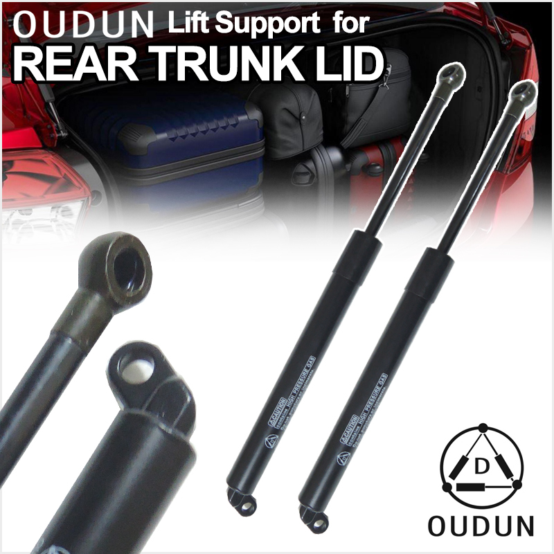 Gas Lift Struts : Pcs rear trunk lid gas lift supports strut shocks fit